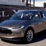 La familia Tesla crece: Tesla Model X