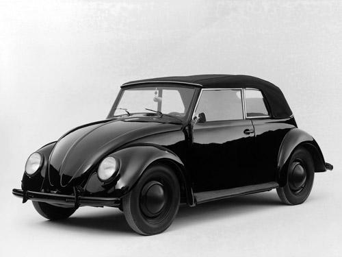 Volkswagen Beetle Cabriolet 1938