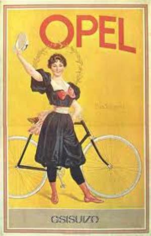 Bicicletas Opel