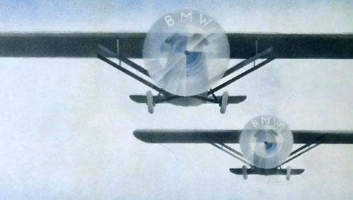 Campaña publicitaria de BMW de 1929