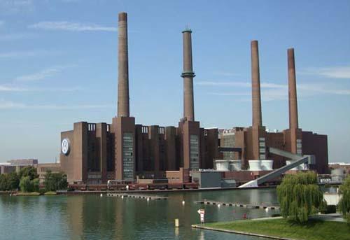 Fábrica de Volkswagen el Wolfsburgo