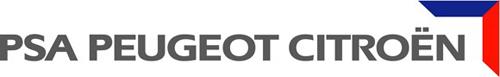 Logo Grupo PSA-Citroen