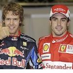¿Quién crees que ganará el Mundial de Fórmula 1 2012?
